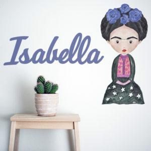 Sisterhood Icon wall sticker