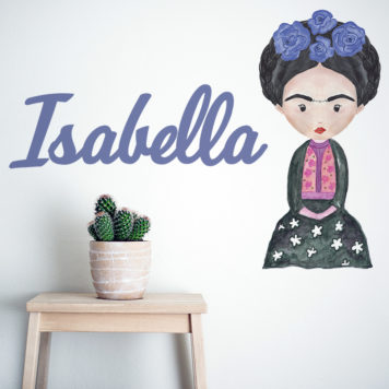 Sisterhood Icon wall sticker