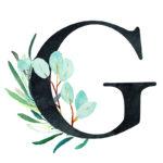 G Eucalyptus Letter