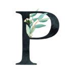 P Eucalyptus Letter