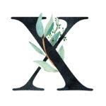 X Eucalyptus Letter