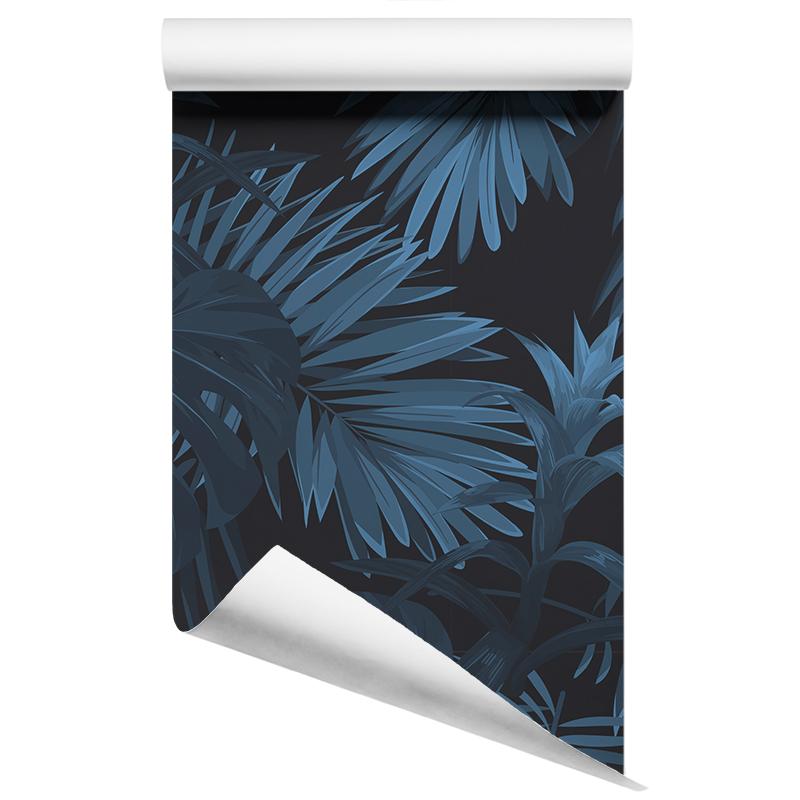 Palms wallpaper on a roll