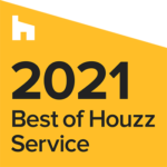 Houzz award badge