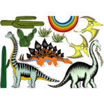 Dinosaur Selection_Lifestyle